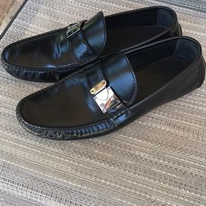 Louis Vuitton Authentic Loafers